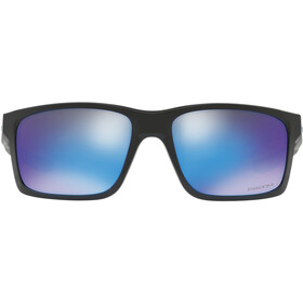 Oakley Mainlink Polished Black/Prizm Sapphire
